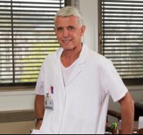 Chef de service de chirurgie cardiaque Dr Philippe Deleuze
